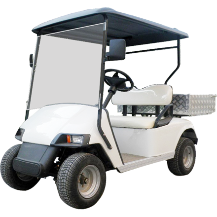 Ls2024h 2 Seater Mini Electric Utility Golf Cart